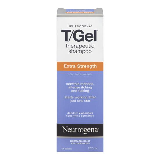 Neutrogena T/Gel Therapeutic Shampoo - 177ml