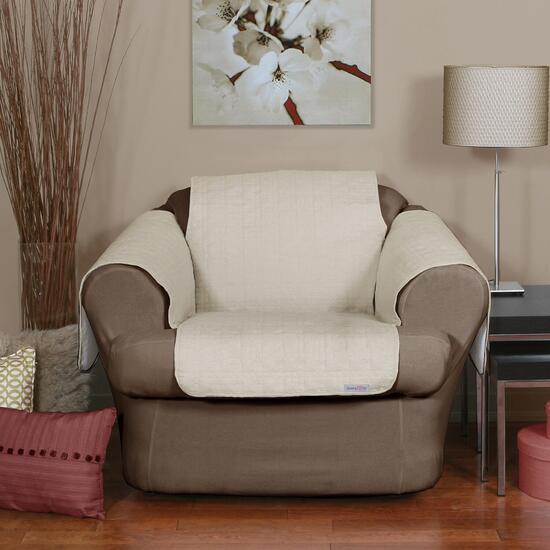 surefit¬ô Diamond Stretch Chair Slipcover