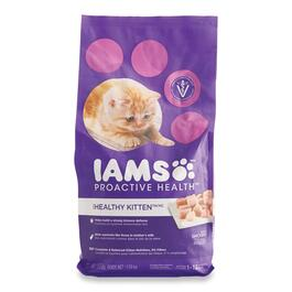 Iams ProActive Health Chicken Kitten Food - 1.5kg