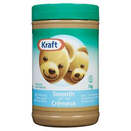 Kraft Smooth Light Peanut Butter - 1kg