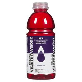 Glaceau Vitaminwater XXX Acai-Blueberry-Pomegranate - 591ml