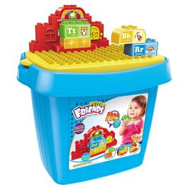 Children's Educational ABC Learning Block Set With Lights and Music