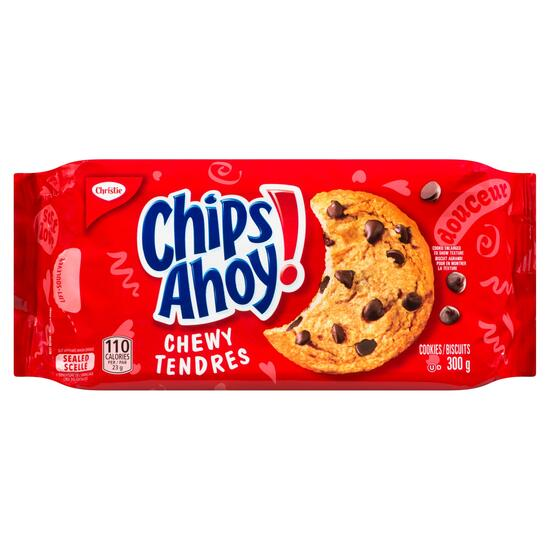 Christie Chips Ahoy! Chewy Cookies - 300g