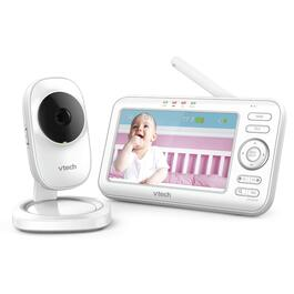 VTech Full Colour Video and Audio Monitor with Night Vision - 5in.