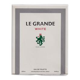 Men's Le Grande White Eau de Toilette Spray - 100ml