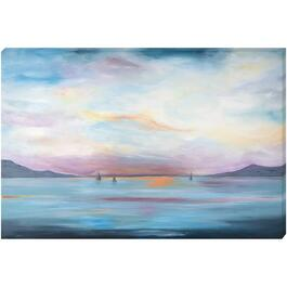 Sunset - 36in. x 24in.