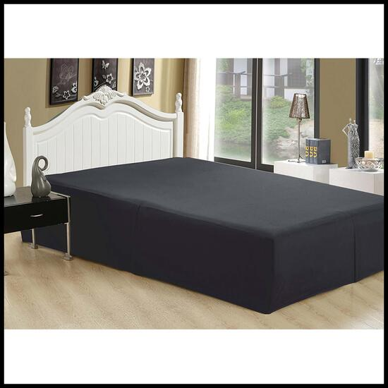 Twin Bamboo Living Eco Friendly Egyptian Comfort Bedskirt