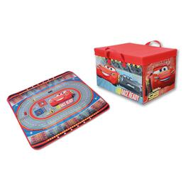 Cars Storage Box with Play Mat