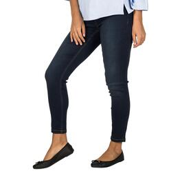 mySTYLE Women's Dark Blue Short Length Skinny Jeans - 4-16