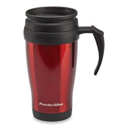 Proctor Silex Red Travel Mug - 414ml