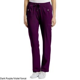 White Cross Women's Petite Marvella Elastic Waist Scrub Pants - XXS-XL