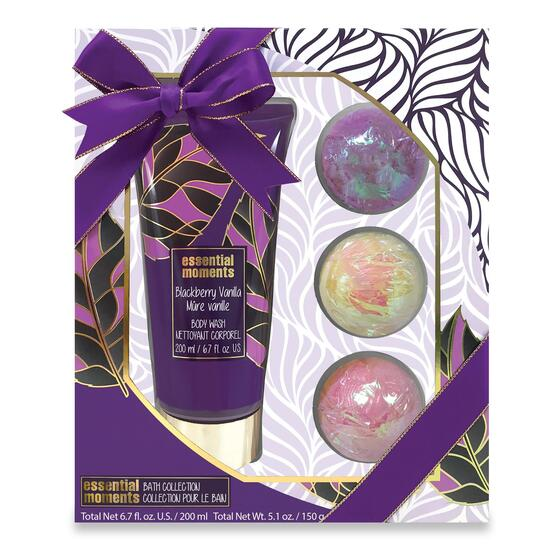 Essentials Moments Bath Collection - 4pc.