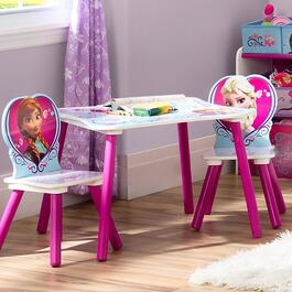Disney Frozen Table and Chair Set with Storage -3pc.