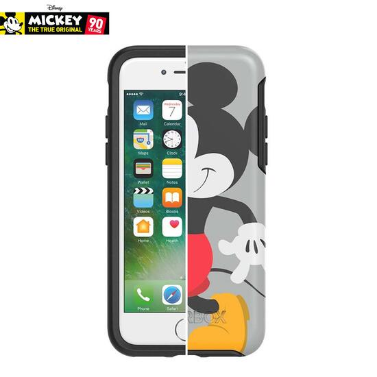 OtterBox Symmetry iPhone 8/7 - Disney Mickey Stride
