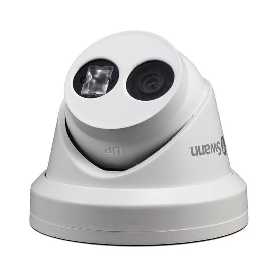 Swann 4K White Dome IP Security Camera