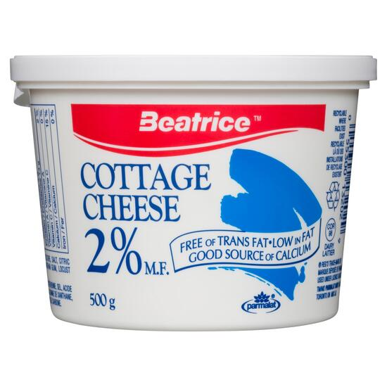 Beatrice Cottage Cheese 2% M.F. - 500g