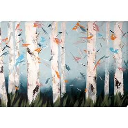 Colourful Tree Canvas Art - 24in. x 36in.