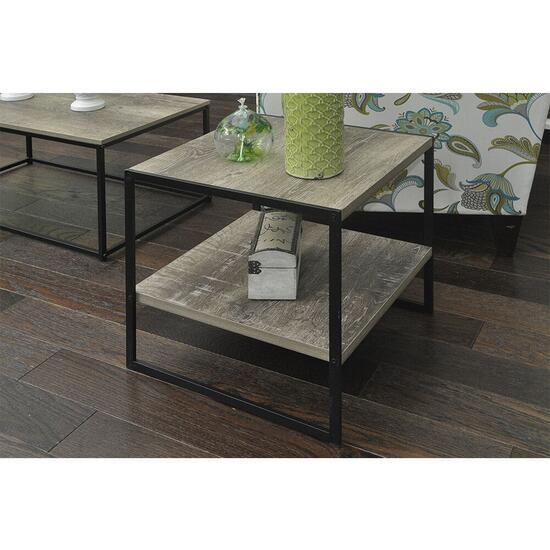 JR Home Collection Bronwin Side Table