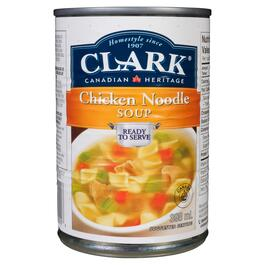 Clark Chicken Noodle Soup - 398ml