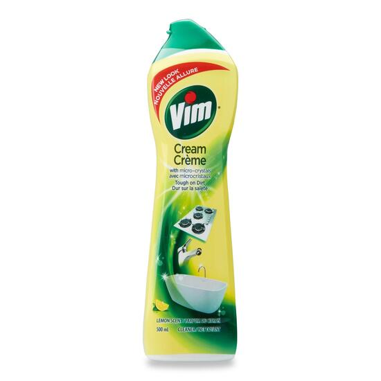 Vim Lemon Cream - 500ml