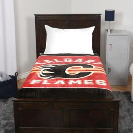 NHL Calgary Flames Throw - 60in.x70in.