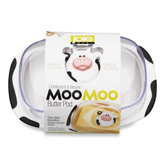 Joie Moo Moo Butter Dish - 454g