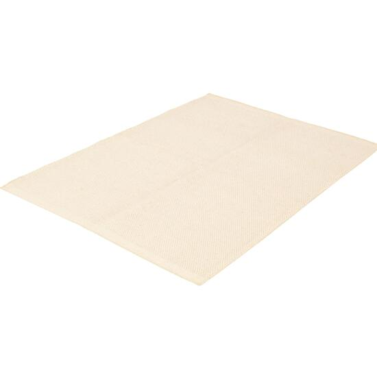 eCarpetGallery Hand Knotted Bungalow Cream Area Rug  - 7.5ft.