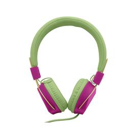 Colourburst Wired Headphones - Green