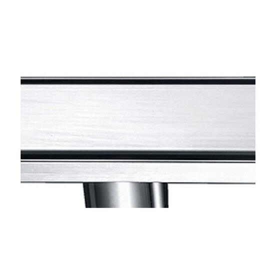 Luxury Drains Solid Grid Linear Shower Drain - 47in.