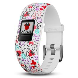 Garmin vívofit jr. 2 Daily Activity Tracker for Kids - Disney Minnie Mouse