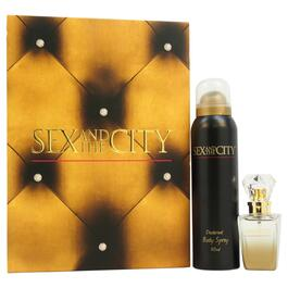 Sex And The City by Sarah Jessica Parker Gift Set for Her - 2pc.