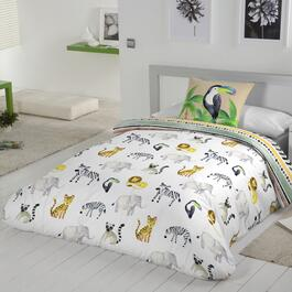 Gouchee Design Zooland Duvet Cover Set