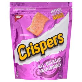 Crispers All Dressed Crackers - 175g