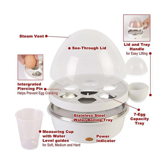As Seen On TV Electric Egg Cooker