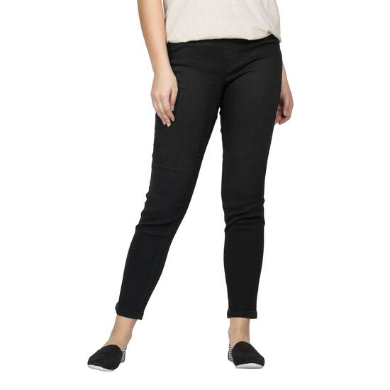mySTYLE Women's Black Short Length Jeggings - 4-16