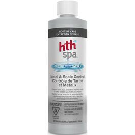 hth spa¬ô Metal and Scale Control - 1kg.