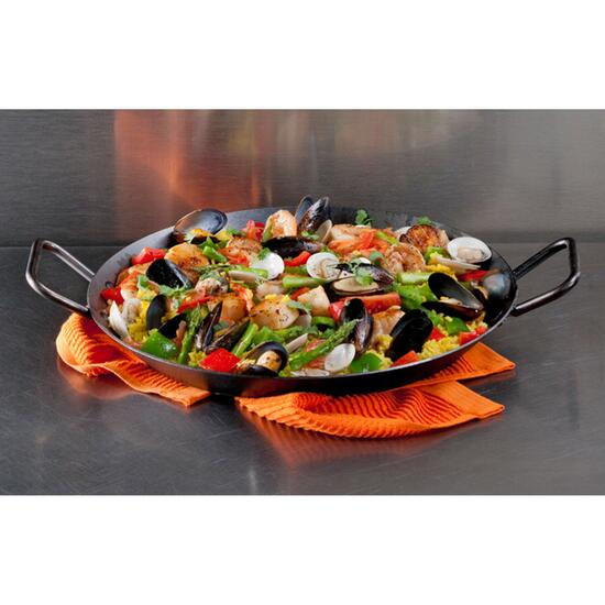 Lodge Seasoned Steel Skillet - 15in.