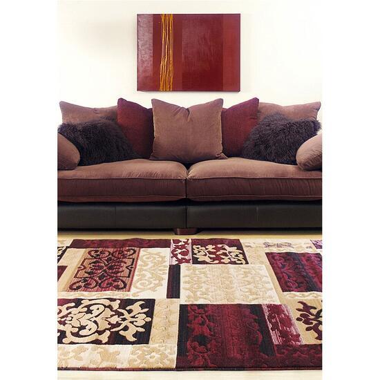 eCarpetGallery Crown Polypropylene Rug - 3.11ft.x5.3ft.