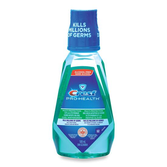 Crest Mouthwash - 500ml