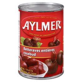 Aylmer Whole Rosebud Beets - 398ml