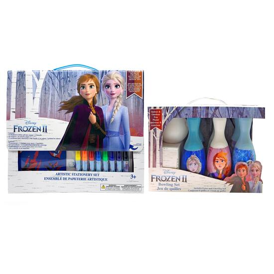 Frozen 2 Activity Bundle