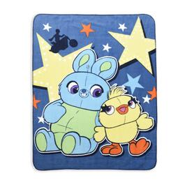 Disney Pixar Toy Story 4 Throw and Cushion Set - 2pc.