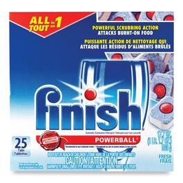Finish Dishwasher Tabs - 25pk.
