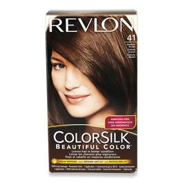 Revlon ColorSilk Hair Dye - No. 41 Medium Brown