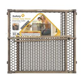 Safety 1st Wood Security Gate