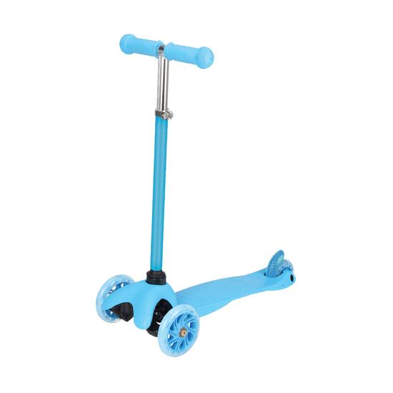 Rugged Racers Kids Scooter with LED Wheels