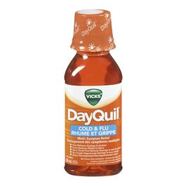 DayQuil Cold and Flu - 236ml