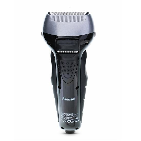 Barbasol Rechargeable Wet & Dry Foil Shaver
