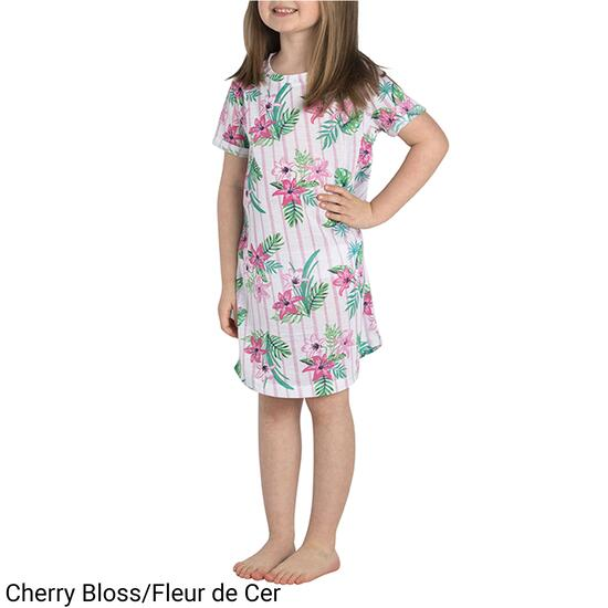 BELLA & BIRDIE Girls Mommy & Me Sleepshirt - 2-16