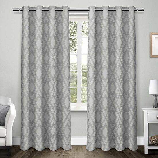 Exclusive Home Easton Blackout Curtains - 96in.